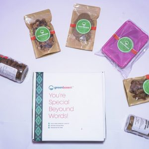 Variety Snack for Healthy Gift Ideas