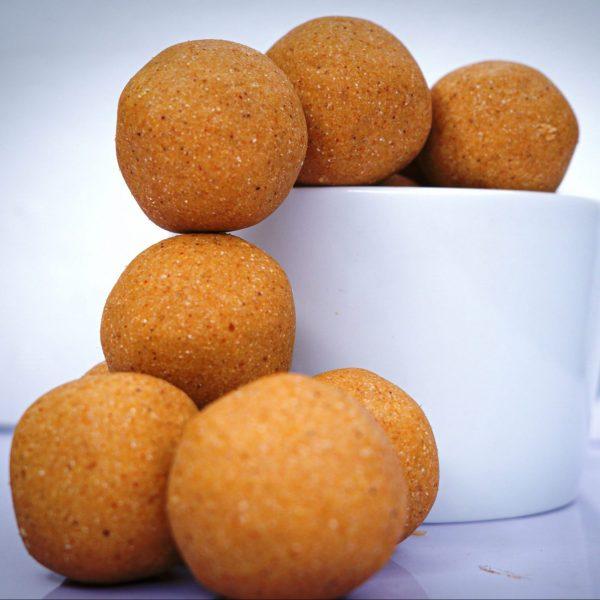 Healthy Nigerian Classic Dankwa Balls