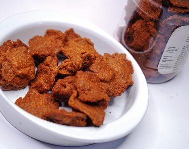 Kuli Kuli ( Nigerian Peanut Cake)