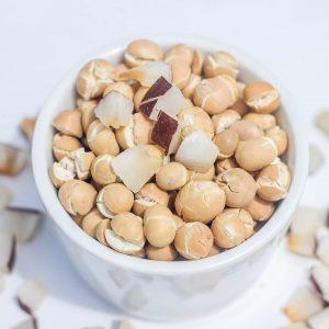 Bambara Nut & coconut chops in Nigeria