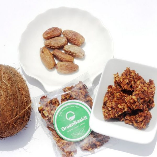 Healthy Coconut Candy